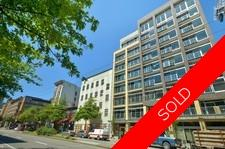 #609 - 33 W Pender Street (33 Living), Crosstown Vancouver Studio For Sale with Jay McInnes